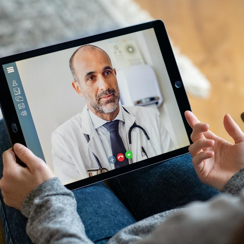 Telemedicine pain management telehealth